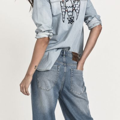 Smiths low-waist jeans