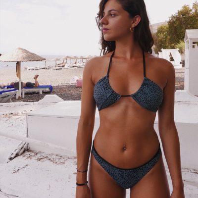 Bikini bottom Beth