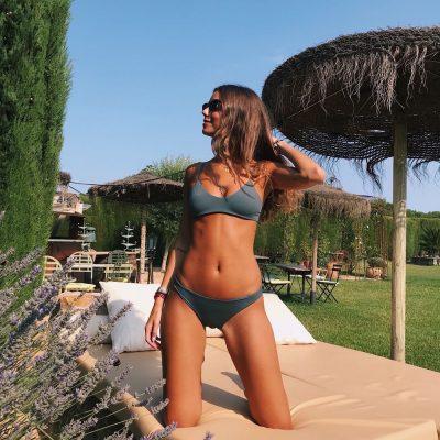 claratop Tannous Barcelona bikini