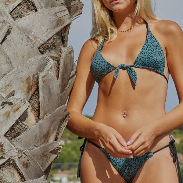 anna Tannous Barcelona bikini