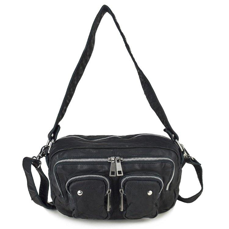 Ellie Washed Black Nunoo Bags