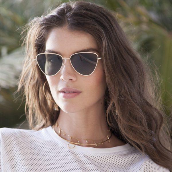 Echo Black Gold sunglasses