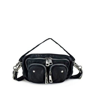 Helena washed black bag