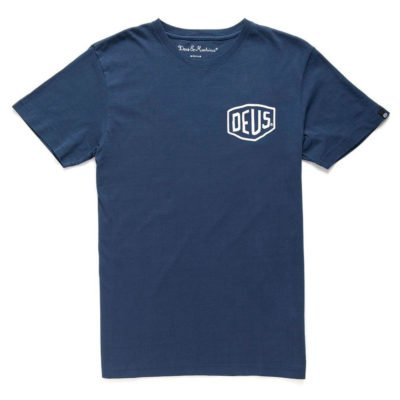 Shield Indigo Tee