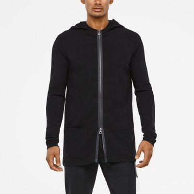Urban hoodie cardigan