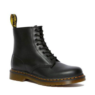 Bota 1460 SMOOTH Color negro