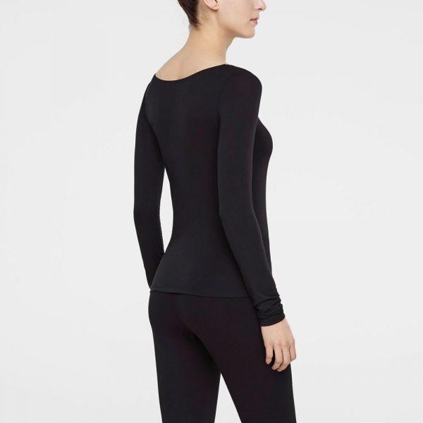 T-Shirt Zoe in black
