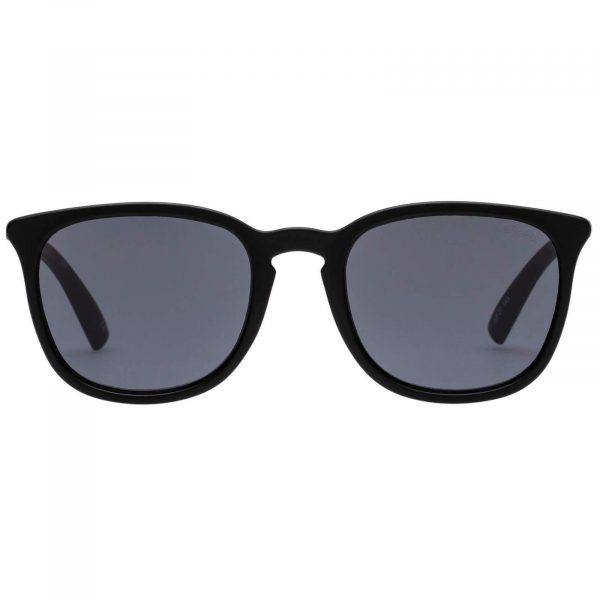 Rebeller Matte Black sunglasses
