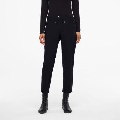 Black Camila pants