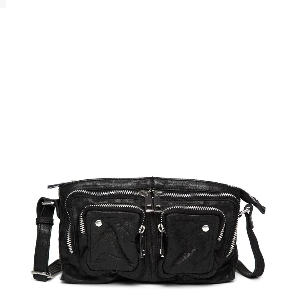 Stine washed black bag