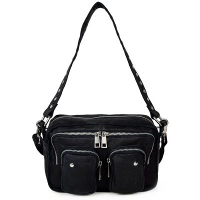 Ellie urban black bag