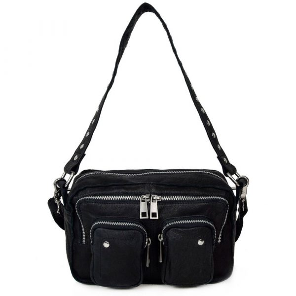 Ellie urban black bag