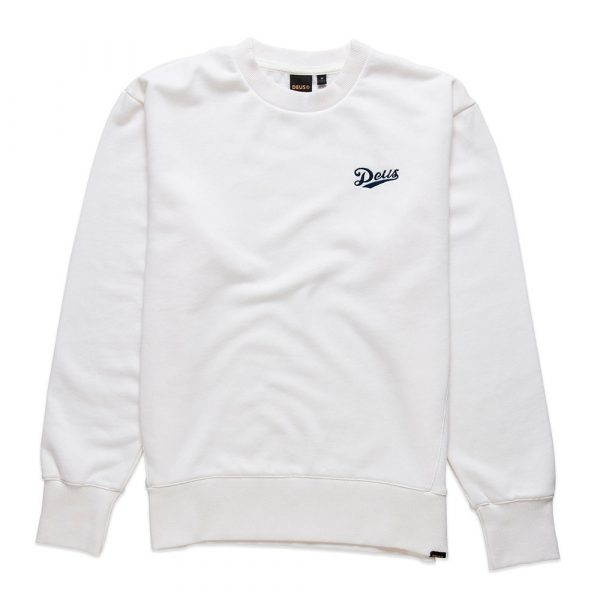 Flagged Crew sweatshirt