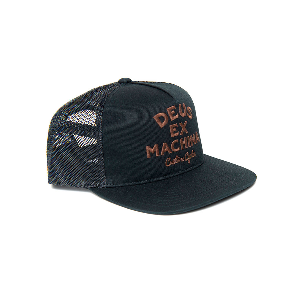 Moreno trucker cap