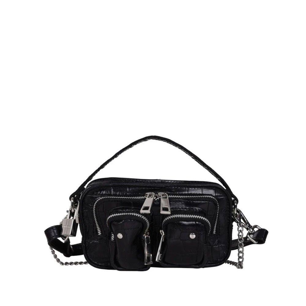 Helena Croco black bag