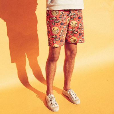 Love Tramp boardshort