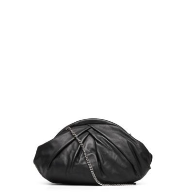 Saki silky black bag