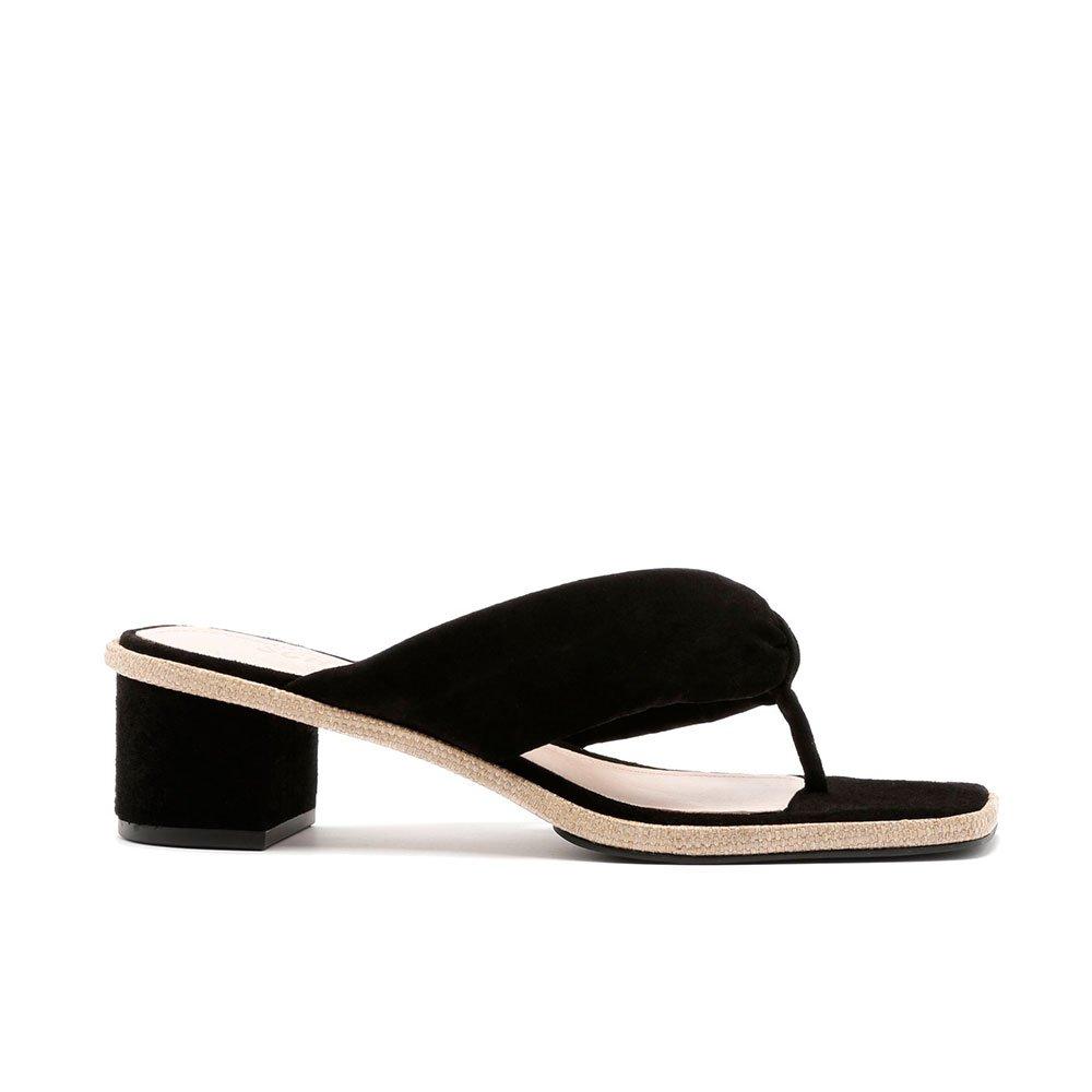 Ana black sandal