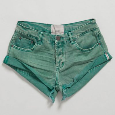 Bandits seagrass shorts ONE TEASPOON