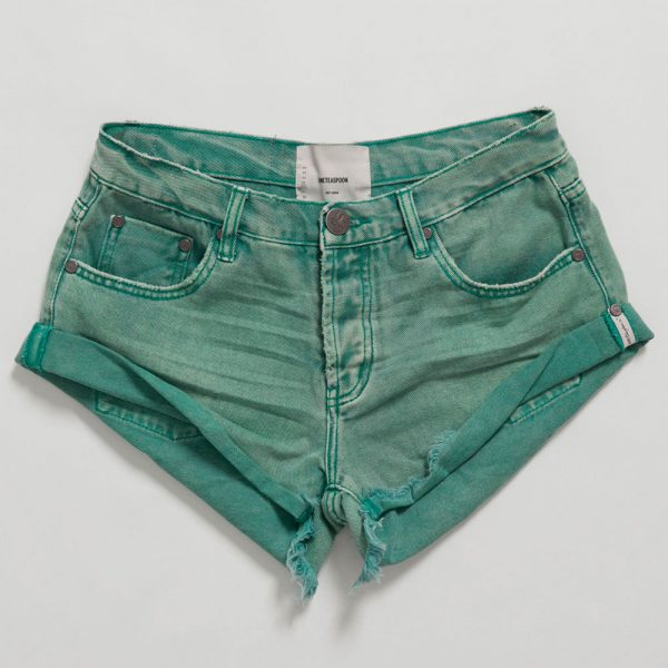 Bandits seagrass shorts ONE TEASPOON