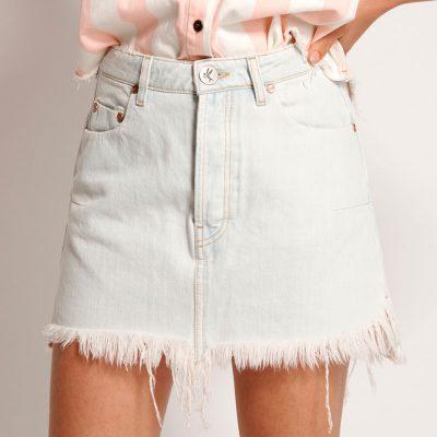 Minifalda Vanguard brando