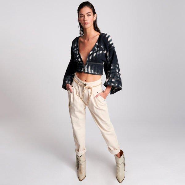 Streetwalkers 80's nashville cream jeans