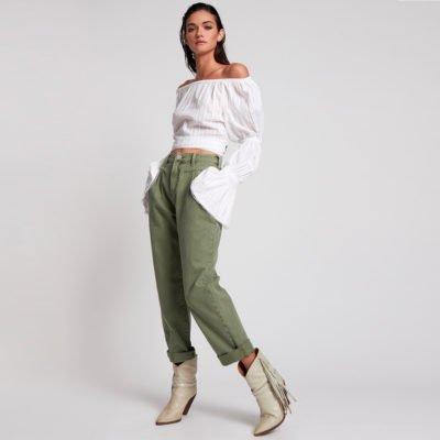 Streetwalkers 80s super khaki  jeans