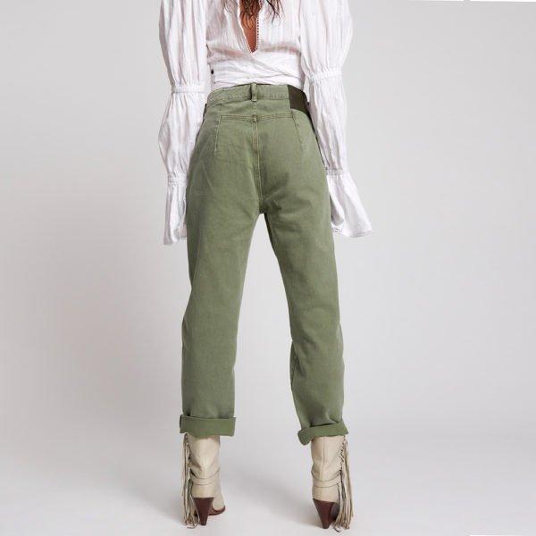 Jeans Streetwalkers 80s super khaki