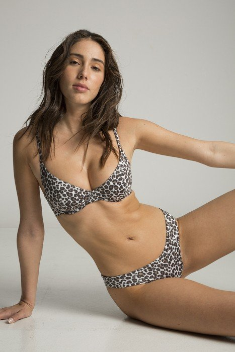 Andaman leopardo – top