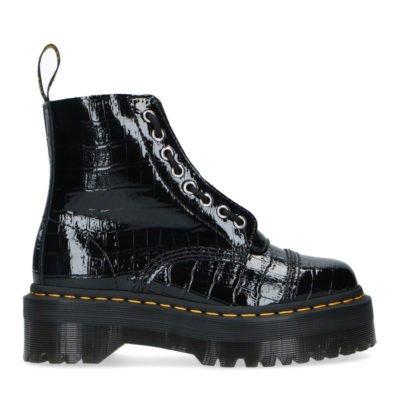 Bota Sinclair P.Lamper croc black