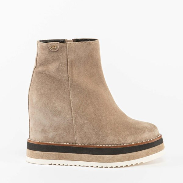 Via Roma ankle boot