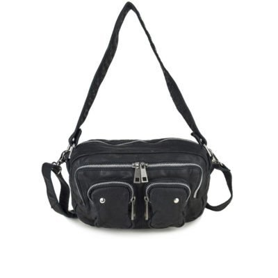 Bolso Ellie washed black