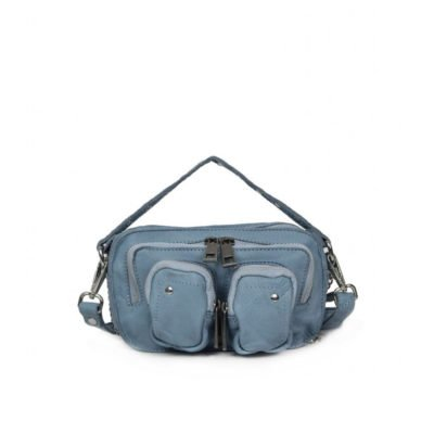 Helena washed light blue bag