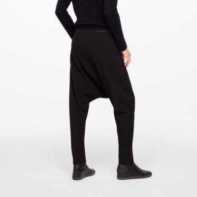 Pantalones sarouel baggie