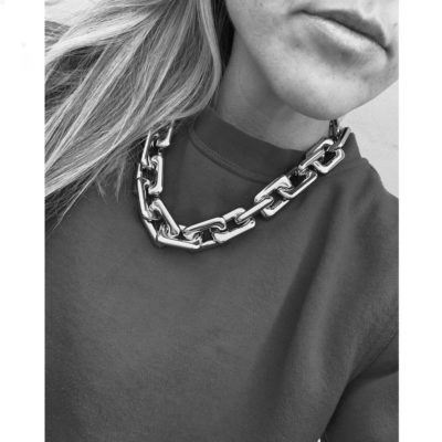 Chunky Chain silver