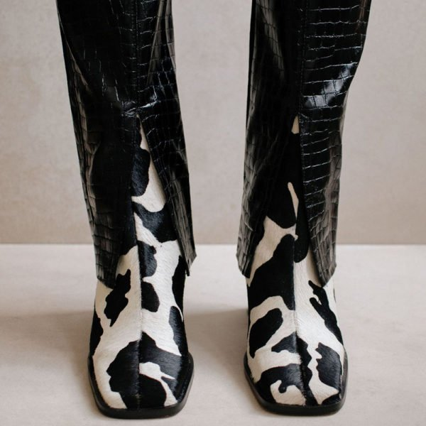 Botines South Cow