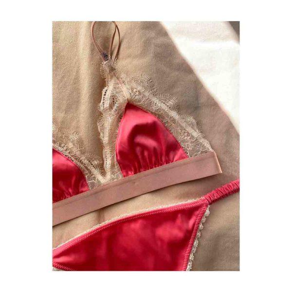 Roomie thong raspberry