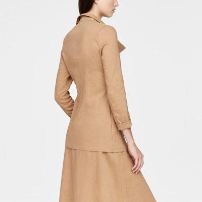 Essence linen blazer