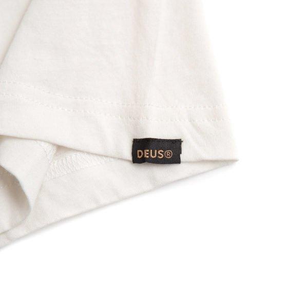 Camiseta Buffalo blanca