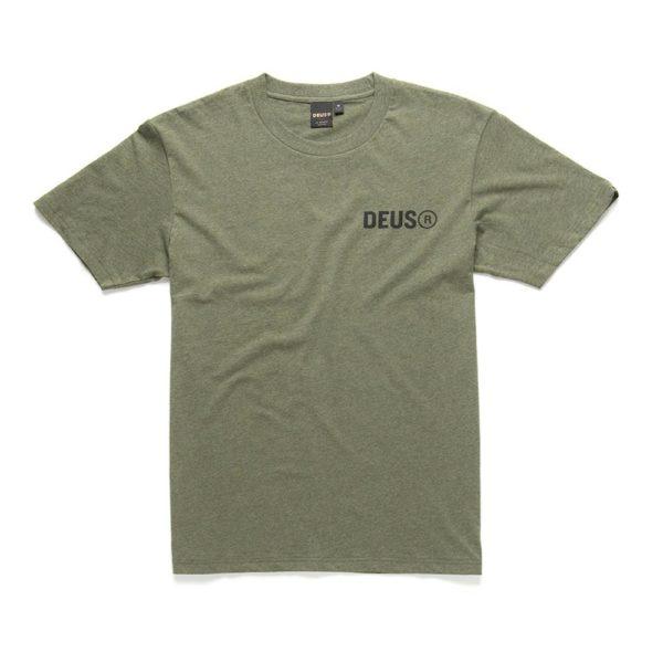 Camiseta Cogs verde