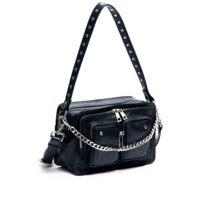 Bolso Ellie chain new zealand black