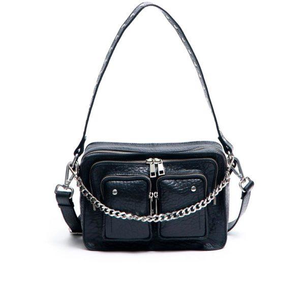 Bolso Ellie chain new zealand black