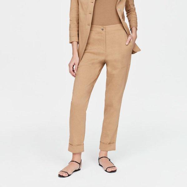 Pantalón de lino Essence