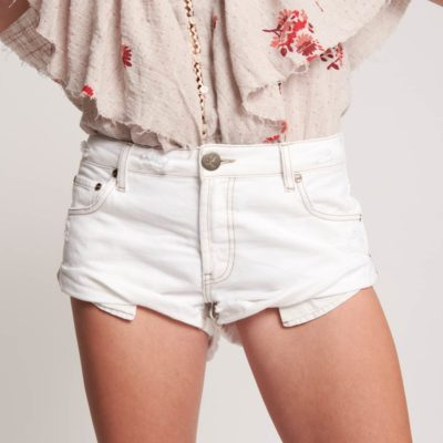 Shorts Bandits white beauty