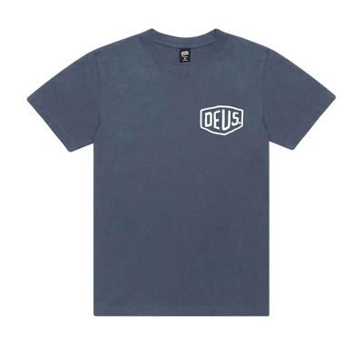 Camiseta Camperdown Address navy